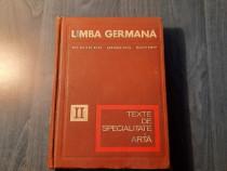 Limba germana texte de specialitate arta plastica A Zeitler