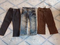 Set pantaloni: mărimea 92 (4 buc)