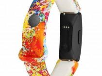 Curea schimb silicon bratara ceas Fitbit Inspire