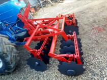 Disc tractor suspendat, SAVA, ireprosabil, neutilizat
