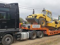Transport, marfa , trailer, agabarit, utilaje, agricole,