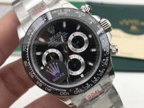 Ceas Rolex Daytona ETA 7750 Hi-Beat 28800 BPH 40 mm