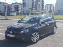 Volkswagen golf 6 Team 1.2 tsi 105 cp
