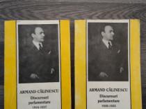 Armand calinescu discursuri parlamentare editie completa