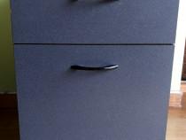 Rollbox 2 sertare; Mic Dulap Birou; Comodă; Noptieră; 2 buc.