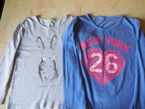 Bluze pentru fete de 7 - 8 ani