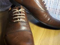 Ghete pantofi Stefano Rossi piele