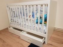 Pătuț bebe - neutilizat