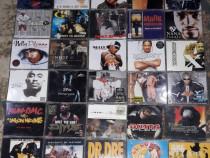 CD single hip hop Dr Dre,Public Enemy,DMX,2Pac,Coolio,D12