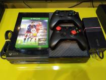 Consola Xbox One, cu peste 250 jocuri & 2 controllere!