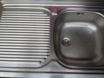 Chiuveta Franke inox 80×50 cm