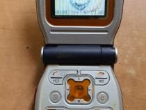 Sony Ericsson Z200 Blue - 2003 - liber