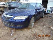 Bara fata Mazda 6 2001-2007 bara fata spoiler