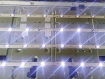Barete led backlight lg 42lb550v 42lb5800 42lb561v 42lf580v