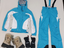 Costum iarnă, ski Killing Experts Evotec, mărimea 36 S