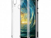 Husa Telefon Silicon Huawei P20 Lite Antishock Clear