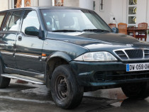 Ssang Yong Musso 4x4 - an 2001, 2.2 Td (Diesel)