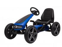 Masinuta GO Kart cu pedale pentru copii de la Mercedes