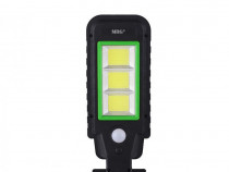 Lampa solara stradala A-HS-8011D, Panou solar, 120 LED C398