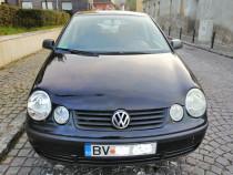 VW Polo inmattriculat Romania Euro 4