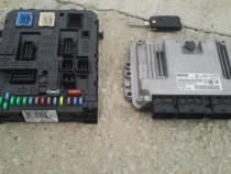 Kit pornire calculator ECU Citroen C4 Picasso 1.6 HDI