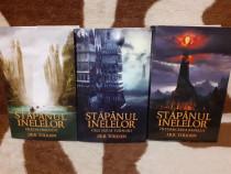 Stapanul inelelor-J.R.R.Tolkien (3 vol) editie cartonata