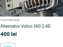 Alternator volvo s60 2.4d 163cp