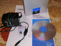 Router LINKSYS-WAG54GS