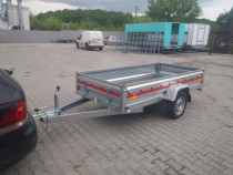 Transport de marfa / moto / ATV, cu remorca 750 kg
