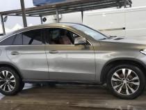 Mercedes Gle coupe model 2017 camere 360 grade