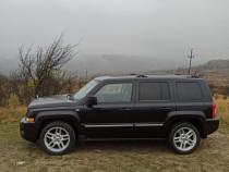 Jeep patriot 4x4 2010