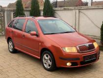 Skoda Fabia 1.2 Benzina 75 Cp 2007 Euro 4 Facelift