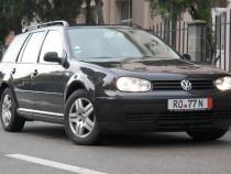 Vw Golf 4 - an 2001, 2.0 (Benzina)