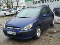 Peugeot 307,2.0Diesel,2002,NAVI,Finantare Rate