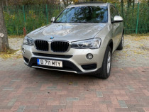 BMW X3 xDrive 2.0d Panoramic