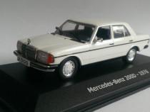 Macheta Mercedes Benz 200D W123 1976 - Altaya 1/43