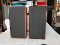 Boxe vintage SSC 20 / 20W RMS, 4 Ohm, 96dB / Made in Denmark