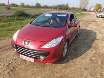 Peugeot 307 CC an 2007 2.0 HDI