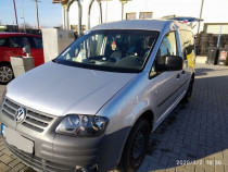 Volkswagen Caddy 1,9 tdi