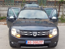 Dacia duster diesel an 2014 Prestige Navi Piele