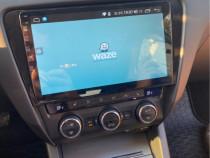 Navigație Skoda Octavia 3 , 2 GB, Android, 10.1 Inch