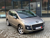 Peugeot 3008 1.6hdi 110cp CrossOver *2010* Navi - Impecabil