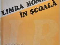 Limba romana in scoala (Supliment), 1988