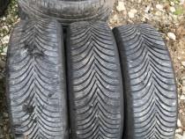 3 anvelope de iarna 205/60/16 Michelin Alpin 5 2017