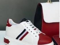 Adidasi damă Tommy Hilfiger new model import Franța