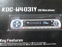 Radiocasetofon Kenwood