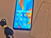 Huawei P30 Lite, Dual SIM, 128GB, 4G, Peacock Blue + husa sp