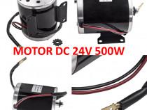 Motor cu perii 24V 500W, 36V 800W 1000W DC bicicleta electri