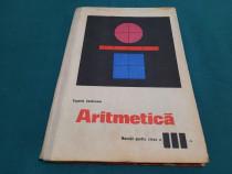 Aritmetica *manual pentru clasa a iii-a /eugenia covăceanu/