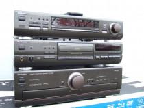 Linie Audio Technics [ Trei Aparate Plus Telecomanda ]